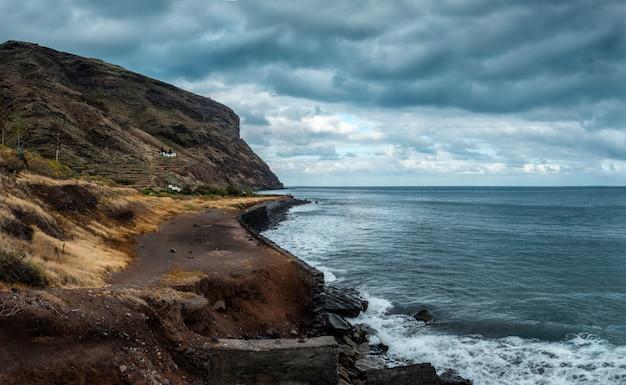 テネリフェ島イグエステデサンアンドレ周辺