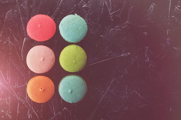 Разные виды миндального печенья