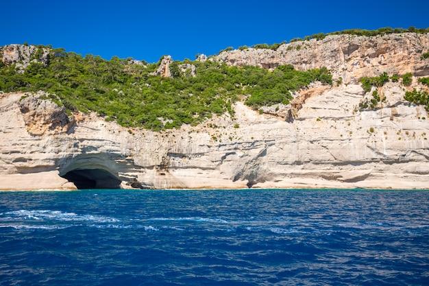 地中海沿岸、トルコケメル