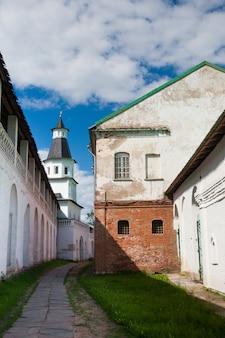 ロシアの偉大な修道院。