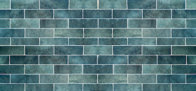 Синий фон керамическая плитка. старые старинные керамические плитки в голубом для украшения кухни или ванной комнаты