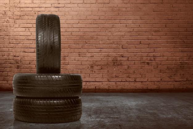 着用タイヤ