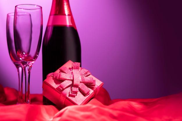 バレンタインデーを祝う