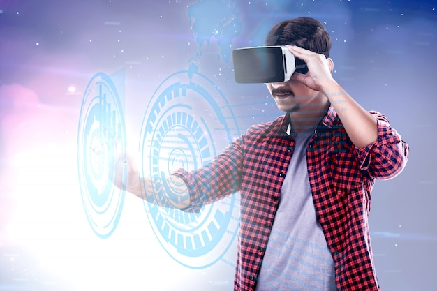 拡張現実技術