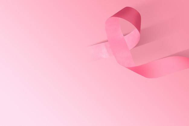 Розовая лента осведомленности