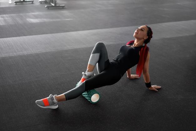 筋膜リリース運動ローリング、トリガーポイント