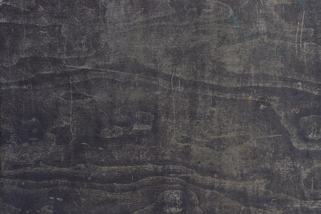 黒い合板のフロアーリングの背景