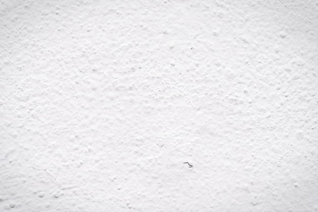 白い漆喰の背景に塗られ、塗られた外観、セメントの粗いキャストとコンクリートの壁の質感、装飾的な素朴なコーティング