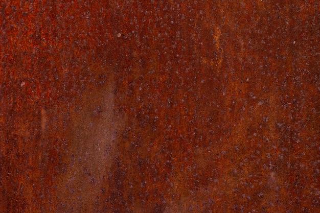 ヴィンテージ塗装鉄壁の背景のテクスチャ