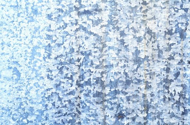 Ржавый старый железный металлический лист