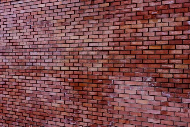 Старинная старая кирпичная стена