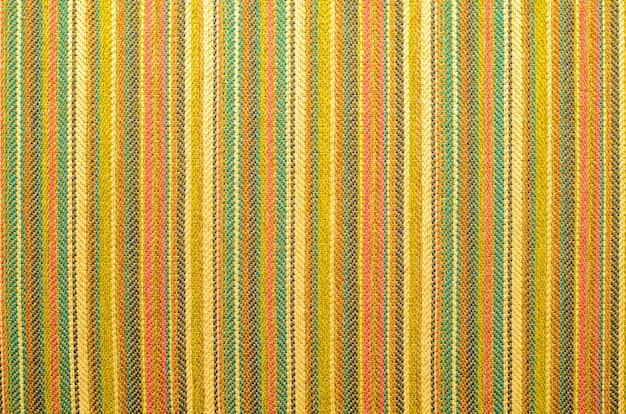 Фоновая текстильная мебель для обивки дивана в полоску