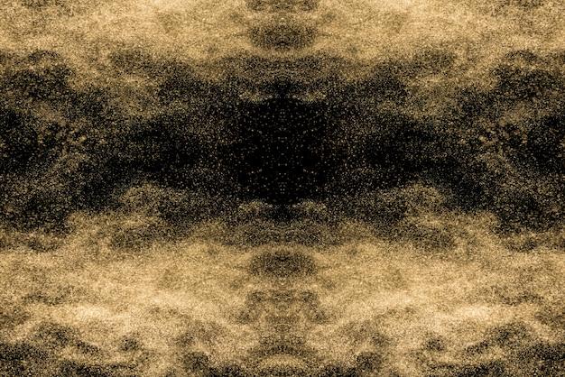 幻想的な抽象的な壁紙。スターダスト