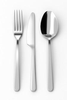 Вилка, ложка и нож