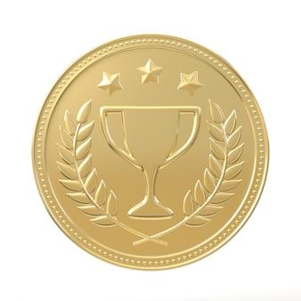 黄金メダル