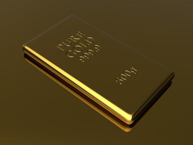 黄金のバーの背景