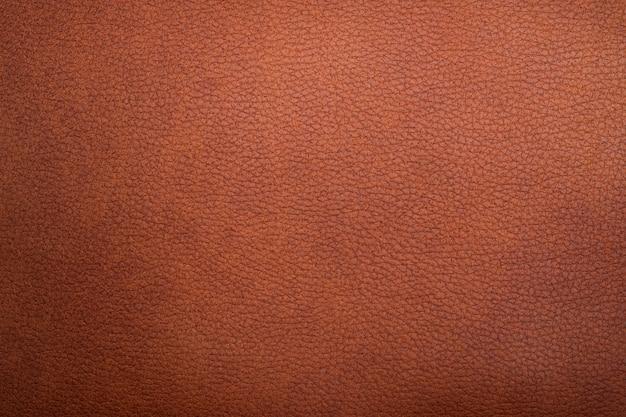 Крупным планом коричневой кожи