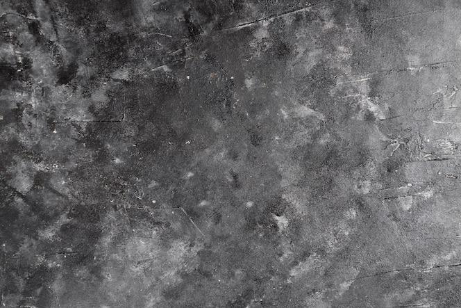 コンクリートテクスチャ壁の壁、灰色の暗いグランジコピースペース。