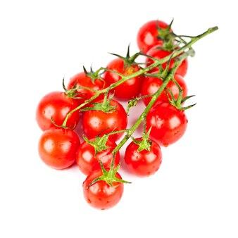 Свежие органические помидоры черри