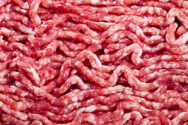 生のひき肉