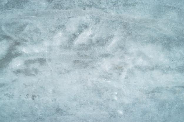 Синий абстрактный фон, стена бетонная текстура гладкая поверхность