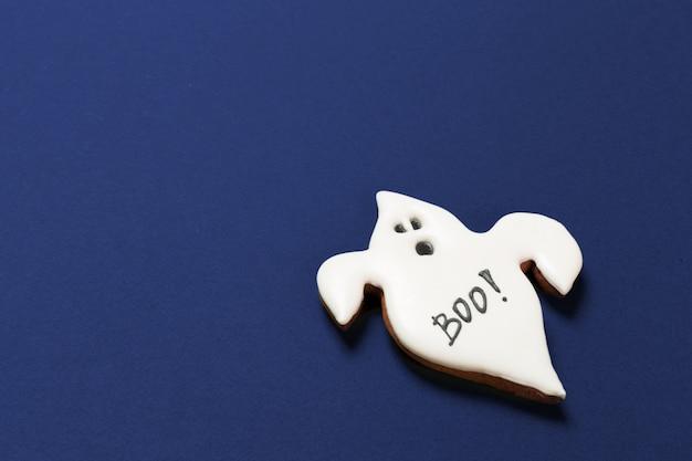 Хэллоуин концепция с печеньем