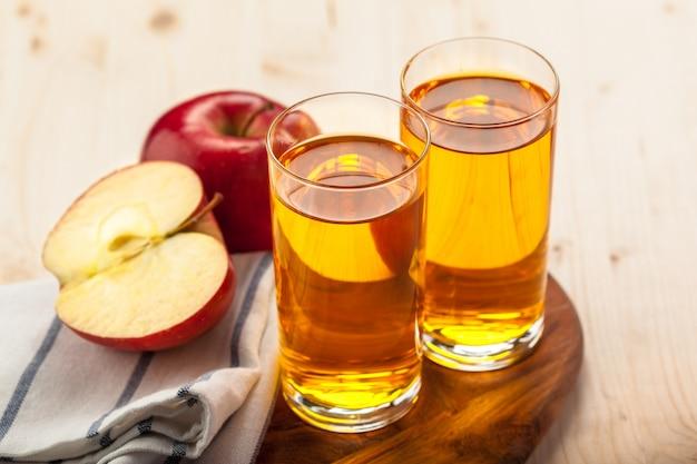 Домашний яблочный сок