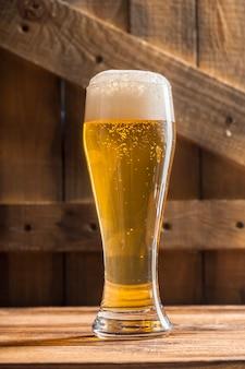 ビールのグラス
