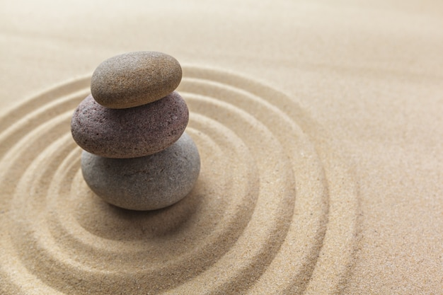 禅庭瞑想ストーン