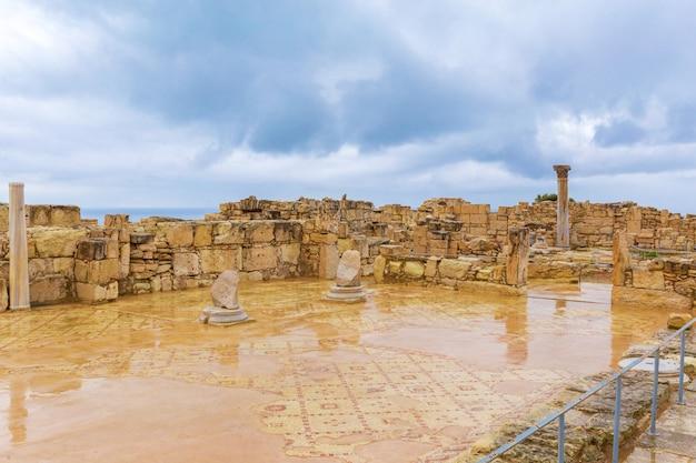 古代遺跡キプロス