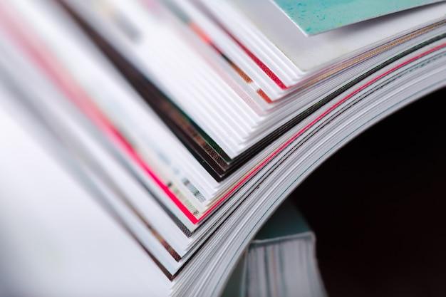 Журнал крупным планом
