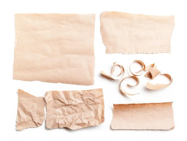 白の再生紙