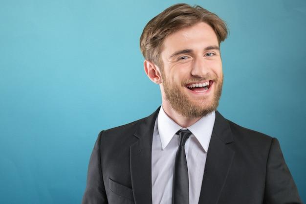 ビジネスマンの肖像画