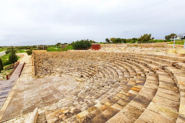 Древние руины. кипр