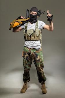 反テロリスト