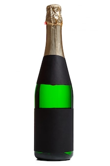 シャンパンのボトル絶縁