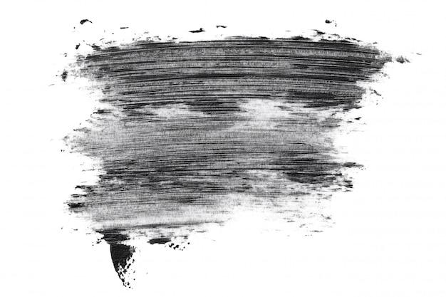 ブラックマスカラーアイラインの美しさ