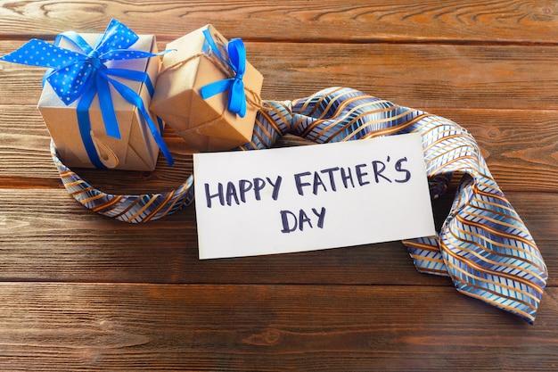 幸せな父親の日の合成画像