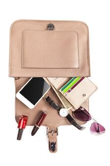 ファッション女性のハンドバッグ