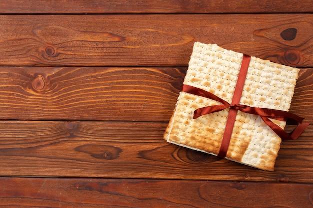 ユダヤ人の伝統的な過越祭マツパン