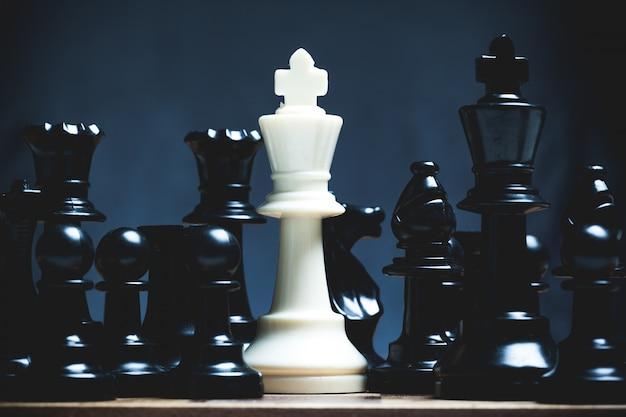 数字でチェス盤