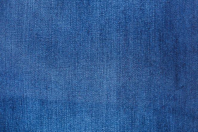 Деталь синих джинсов