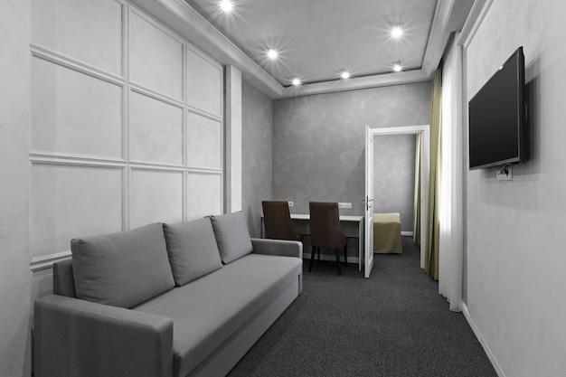 高級ホテルの部屋