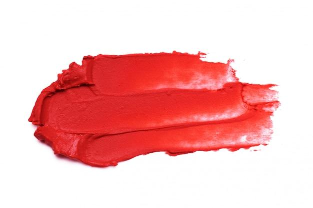 Красная помада