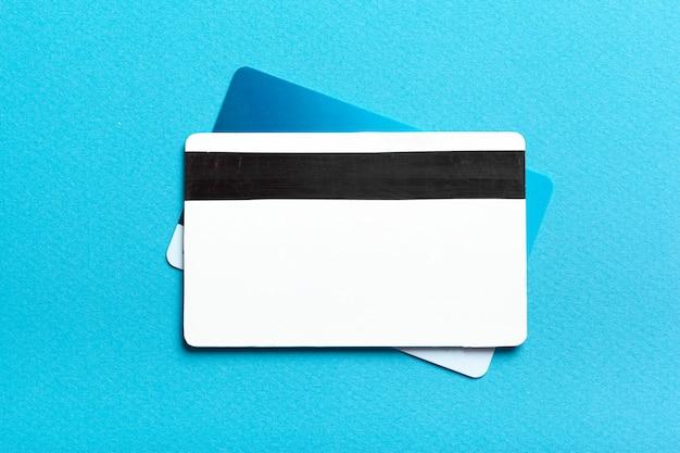 銀行のクレジットカード