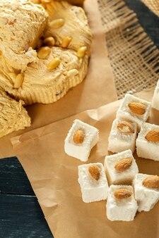 伝統的な東洋のデザート