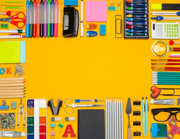 Накладные расходы на школьные принадлежности