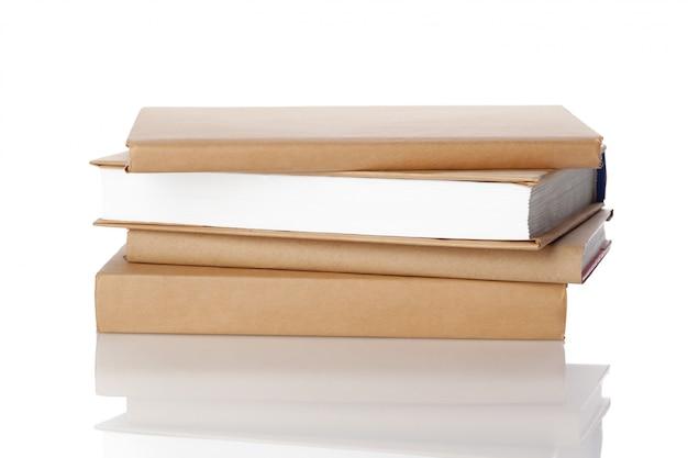 白で隔離の本