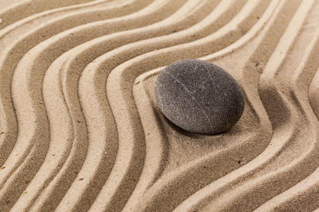 禅ガーデン瞑想石