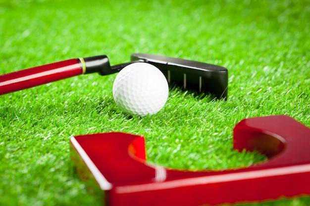 ミニゴルフ用品